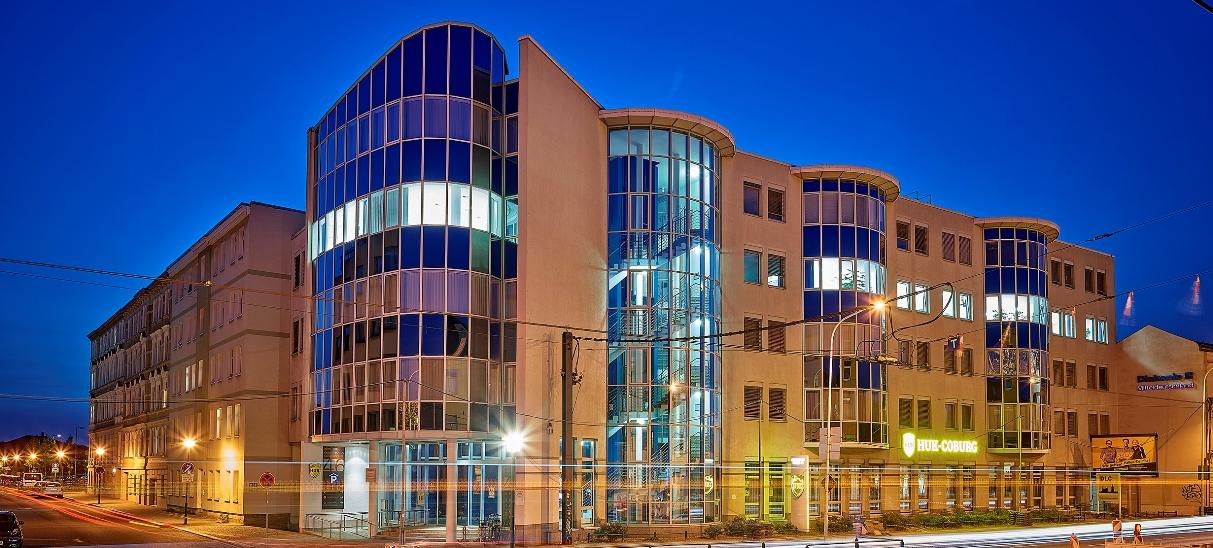 HUK-Coburg Gebäude Außenansicht