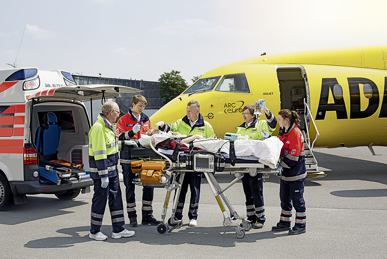 ADAC Ambulanz Krankentransport